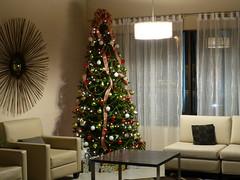 I spy a.... (army.arch) Tags: hotel christmas tree lobby tucson arizona az doubletree
