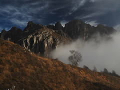 Bastionata del Resegone 2 (simone.mella) Tags: absolutelystunningscapes resegone lecco
