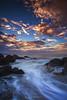 Momentum (Luis Figuer) Tags: seascapelongexposure seascape sea sunset costarica costaricaphotography costaricalongexposure luisfiguer largaexposicion