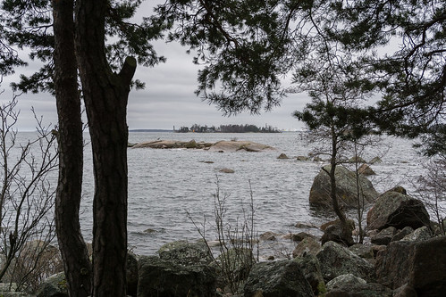 Island Framed