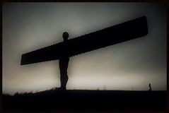 The Angel Of The North (europicasso) Tags: angel north contemporary sculpture designed antony gormley gateshead tyne wear england europe art