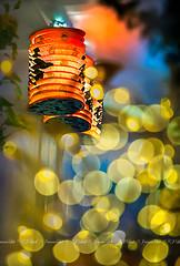 Full House Happiness &  Rich (CJ Luck) Tags: bokeh cj lunarnewyear yellow chinese chineseoccasion cjluck gold golden greeting greetingcard greetingword happiness interior lantern ledlight light lunar mirror mirrorreflection newyear occasion red reflection spotlight 吉祥如意 金玉滿堂
