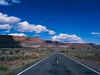 Easy path (JaZ99wro) Tags: 645 e100g e6 ektachrome f0314 mamiya645protl opticfilm120 tetenal3bathkit usa analog exif4film film road