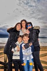 2017-01-29 13 54 56 (Pepe Fernández) Tags: retratos retrato grupo fotodegrupo pandilla amigos sonia lupy raquel daniel xavi