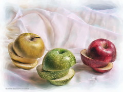 """tres manzanas • <a style=""""font-size:0.8em;"""" href=""""http://www.flickr.com/photos/15452905@N02/32252398311/"""" target=""""_blank"""">View on Flickr</a>"""