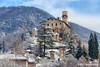 Santuario di Sant'Anna (beppeverge) Tags: beppeverge borgosesia inverno neve nevicata santanna santuario snow winter piemonte italia it