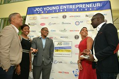 Hon. Floyd Green @ JCC Young Entrepreneurs Conference