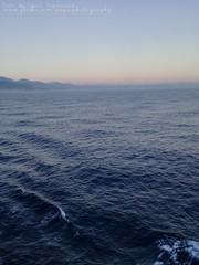 Deep sea, and nothing else. Savona (PaquiPhotography) Tags: costacrociere costa diadema savona partenza trip adventure viaggio viaje viajar amore sea mare italy