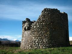Round castle
