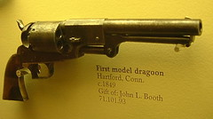 museum michigan detroit guns colt dragoon revolvers