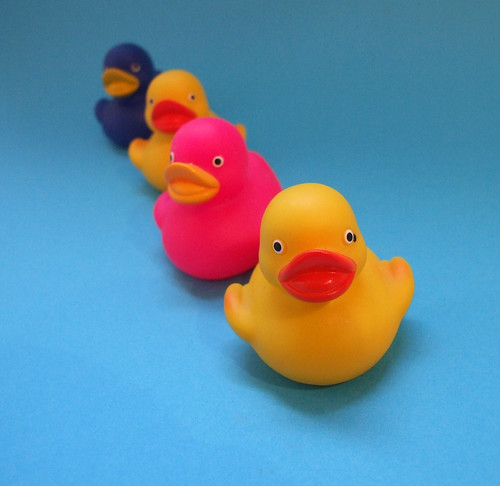 Preparation: getting my ducks in a row