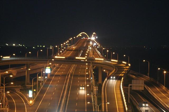 海上の高速道路
