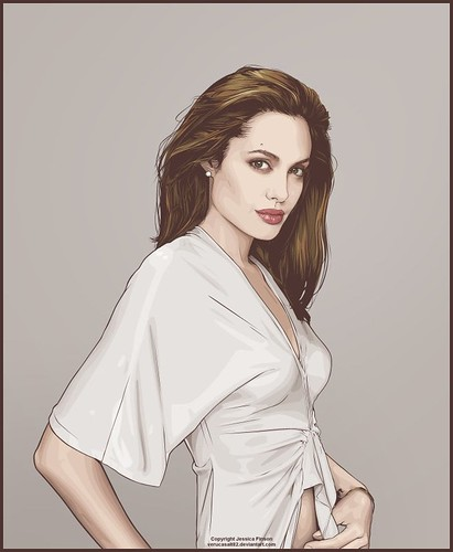 More Angelina Jolie