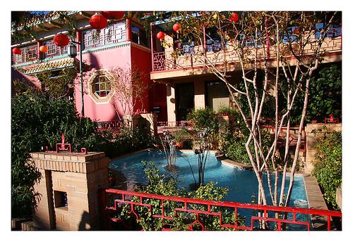 Chinatown Fountain