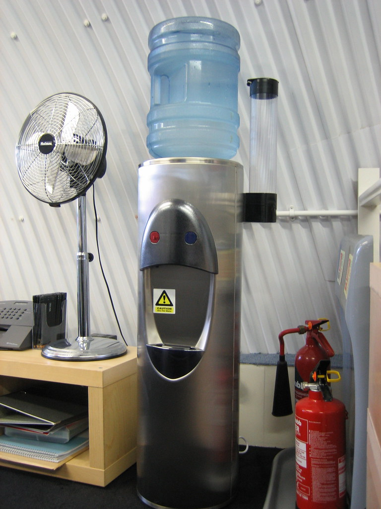 Stupid, ugly water cooler
