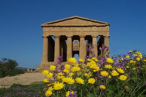 Sicily-Agrigento: Concordia