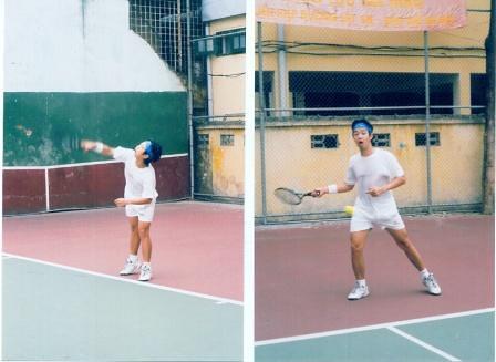 Tu and tennis