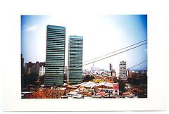 las torres gemelas de Bogotá - by diminuta