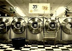 triple loaders (slight clutter) Tags: galveston iloveflickr laundromat topf150 washers washingmachines slightclutter tripleloaders whereelsecanonegetatripleloadforthreebucks katyahorner slightclutterphotography