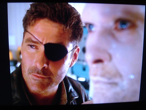 David Hasselhoff as Nick Fury