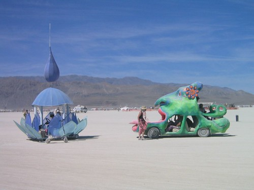 BM05 Art Cars