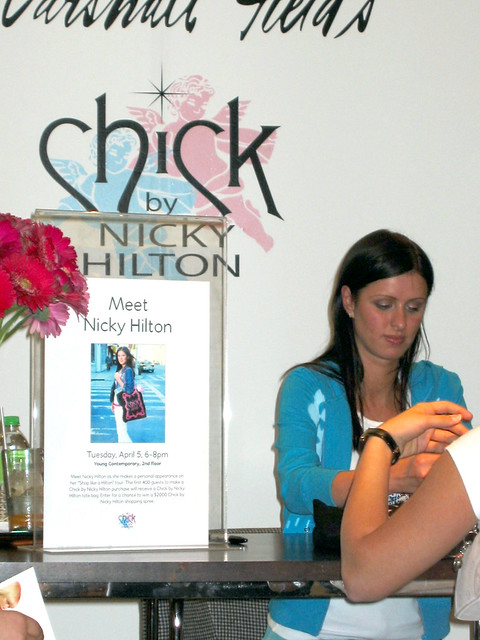 2005.04.05 - Nicky Hilton - Marshall Fields Chick Promo 4D by ercy