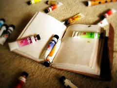 drawing day (wakalani) Tags: painting mess empty olympus desorden vistas acuarela penpencilbrushink bitacora whitepages olympusfe120 wakalani lovephotography masvistas utatafeature