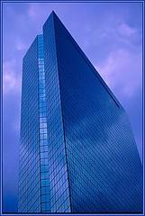 Simple Photo of the John Hancock Tower