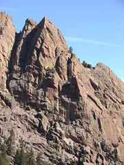 Eldorado Canyon Pinnacles