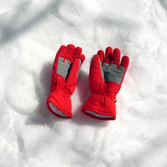 | Ski Gloves | - by arquera