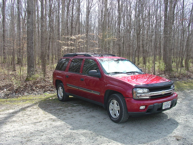 chevy trailblazer ext michaelhazen