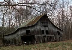 Old Barn (WV Fan) Tags: barn bedford farm barns farms derelictbuildings