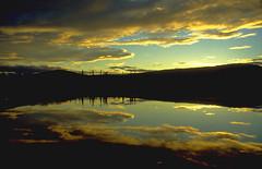 Alaska (elhiggo) Tags: usa reflection nature alaska america wow amerika fairbanks alaskan alaskainfo thelastfrontier
