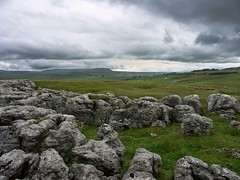 "From whernside to pen-y-ghent - by tricky â""¢"