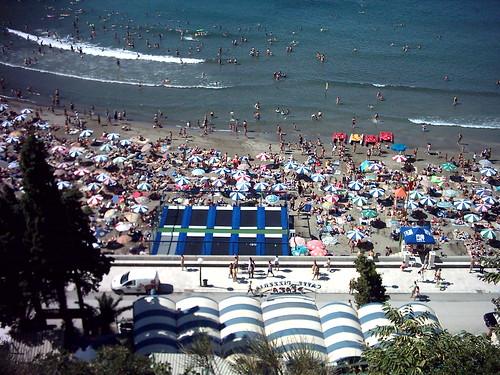 Plazha vogel Ulqin_mala plaza Ulcinj