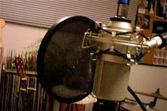 MXL 990 Condenser Mic (Derek K. Miller) Tags: podcast apple studio macintosh mac photobooth gear miller derek sound microphone setup isight mic penmachinecom podcasting recording podcaster mxl condenser ihr shockmount popfilter mxl990 derekmiller penmachine insidehomerecording