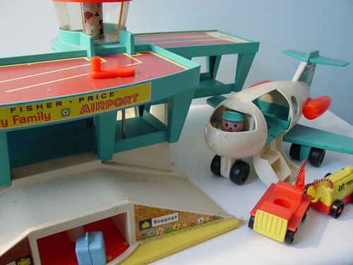 Fisher Price Airport, NJ