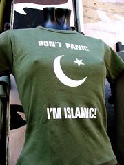 Don't Panic. I'm Islamic