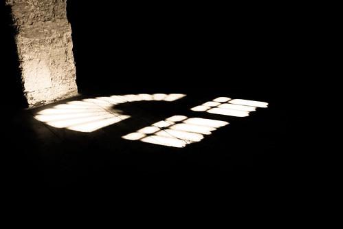 Fake window by Christine Lebrasseur