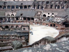 Colosseum, Gate of Death (looking at the north east side) (Dennis Mueller) Tags: 2005 italy rome architecture colosseum coliseum romancolosseum 20051003 photobydennismueller anchientruins amphitheatrumflavium colosseumgateofdeath italy2005day10
