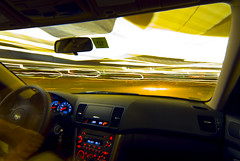 the world is spinning around me (Ben McLeod) Tags: longexposure night driving subaru outback sigma1224mmf4556dg