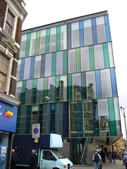 Ideas Store Whitechapel (Will Lord) Tags: london architecture library whitechapel davidadjaye ideasfactory adjaye
