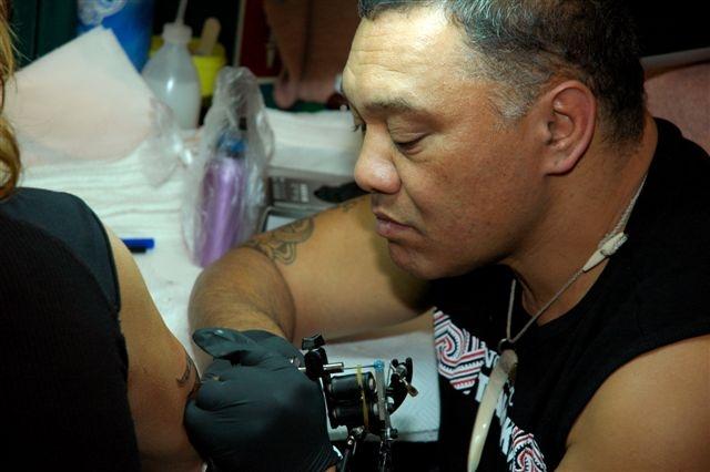 Ta Moko Tattoo. go back