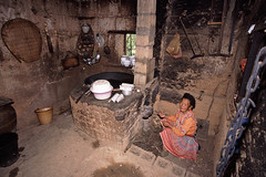 miyao kitchen, southern yunnan, china (AsianInsights) Tags: china travel kitchen asia tradition yunnan tribe tonghai malipo miyao romanachapman gettyimagessoutheastasiaq1