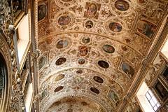 Techo del templo de Santo Domingo