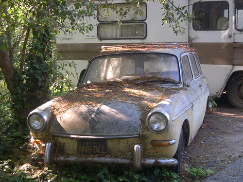 VW Squareback  - a photo on Flickriver