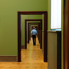 perspective (piktorio) Tags: berlin museum architecture germany vanishingpoint doors framed interior offshore indoor depth bodemuseum ramed utata:project=archdetail