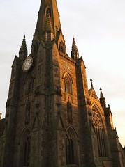 St Martins church (Phil_Parker) Tags: birmingham christmas festive city dusk sunset buildings