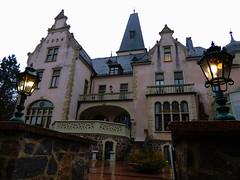 Hotel Schloß Tremsbüttel Gartenseite