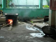 Guyanese masjid cooking
